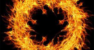 Im Feuer: Thriller