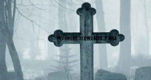 Ruhe in Frieden: Wegners schwerste Fälle