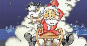 Die kleine Wolke - Rettet die Weihnachtsmagie