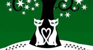 Eine Katze namens Christmas: Romantischer Weihnachtskrimi
