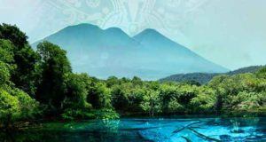 Im Land des ewigen Frühlings: Guatemala-Roman