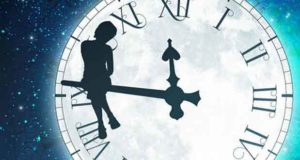 Als die Zeit vom Himmel fiel