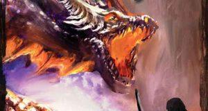Das Drachenkind: Feuertaufe