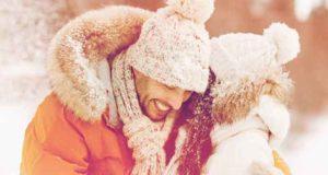 Eingeschneit: Verliebte Weihnachten