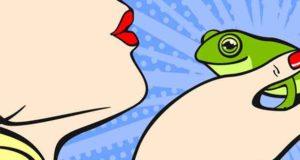Wer den Frosch küsst: Liebeskomödie