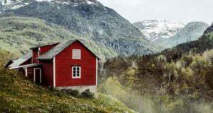 Verschollen in den Bergen: Ein Schweden-Krimi