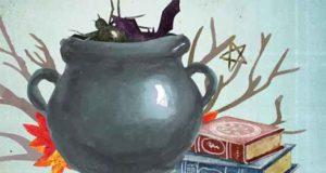 Der Teufel in der Küche: Ein Highland-Hexen-Krimi