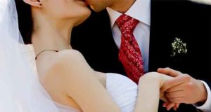 Gib dich der Liebe hin: The Wedding Kiss