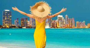 Barfuß in Miami: Liebesroman