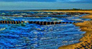 Das Grab am Meer - Krimi