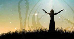 Angelicas Wunderwelt: Vom Universum berührt