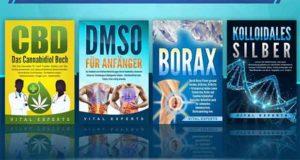 CBD | DMSO | BORAX | KOLLOIDALES SILBER