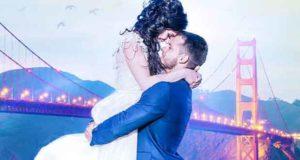 Gib dich der Liebe hin: The Wedding Kiss