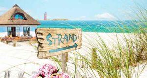 Rügenträume und Meeresrauschen: Ostsee-Roman