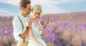 Zwei Herzen auf der Suche nach Liebe
