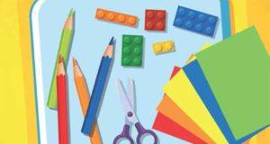 Aktionstabletts für Kinder von 2-6 Jahren