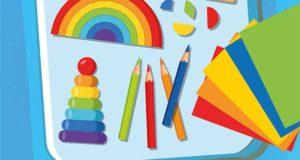 Aktionstabletts für Kinder von 2-6 Jahren: 70 weitere