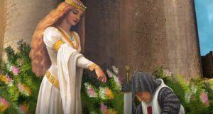 Die Prinzessin und der Tempelritter