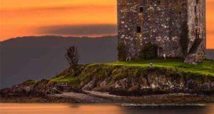 Die schottische Reise