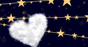 Flockenzauber und Herzgestöber
